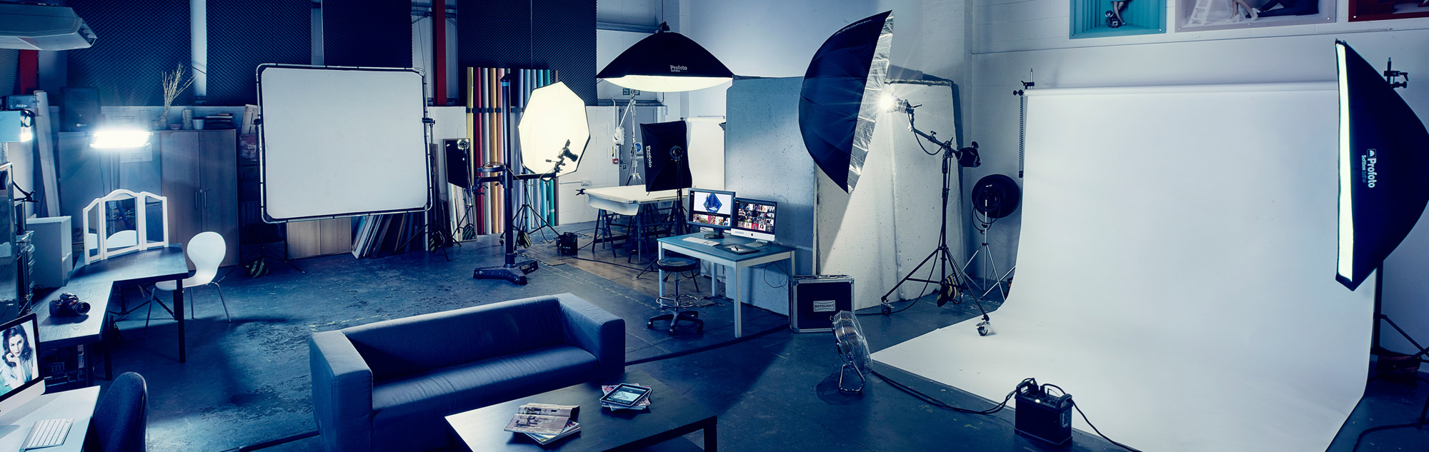 CliQQ Photography studio, Essex
