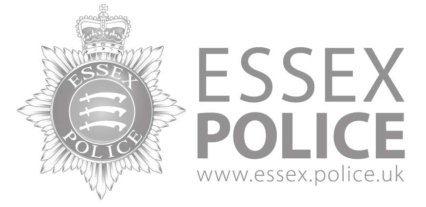 Essex Police logo grey