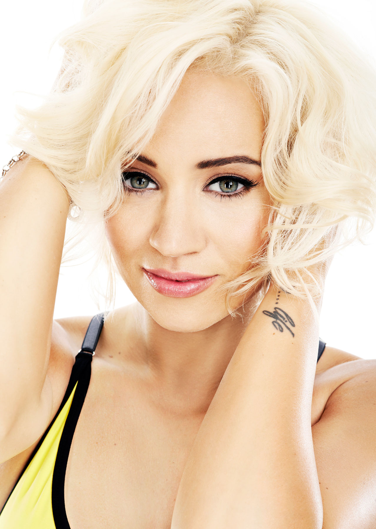 Kimberly Wyatt portrait