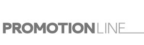 Promotion Line logo grey