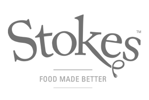Stokes logo grey
