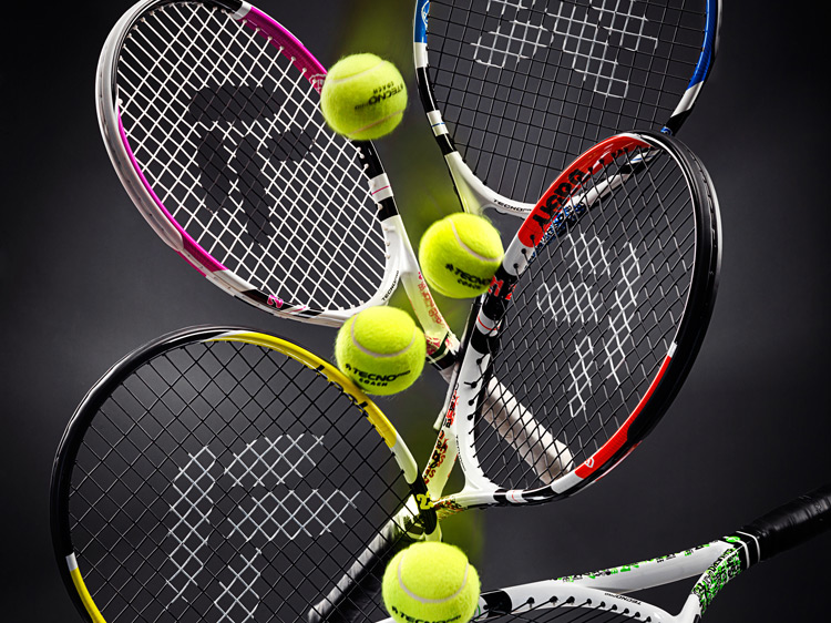 Techno Pro Bash tennis rackets