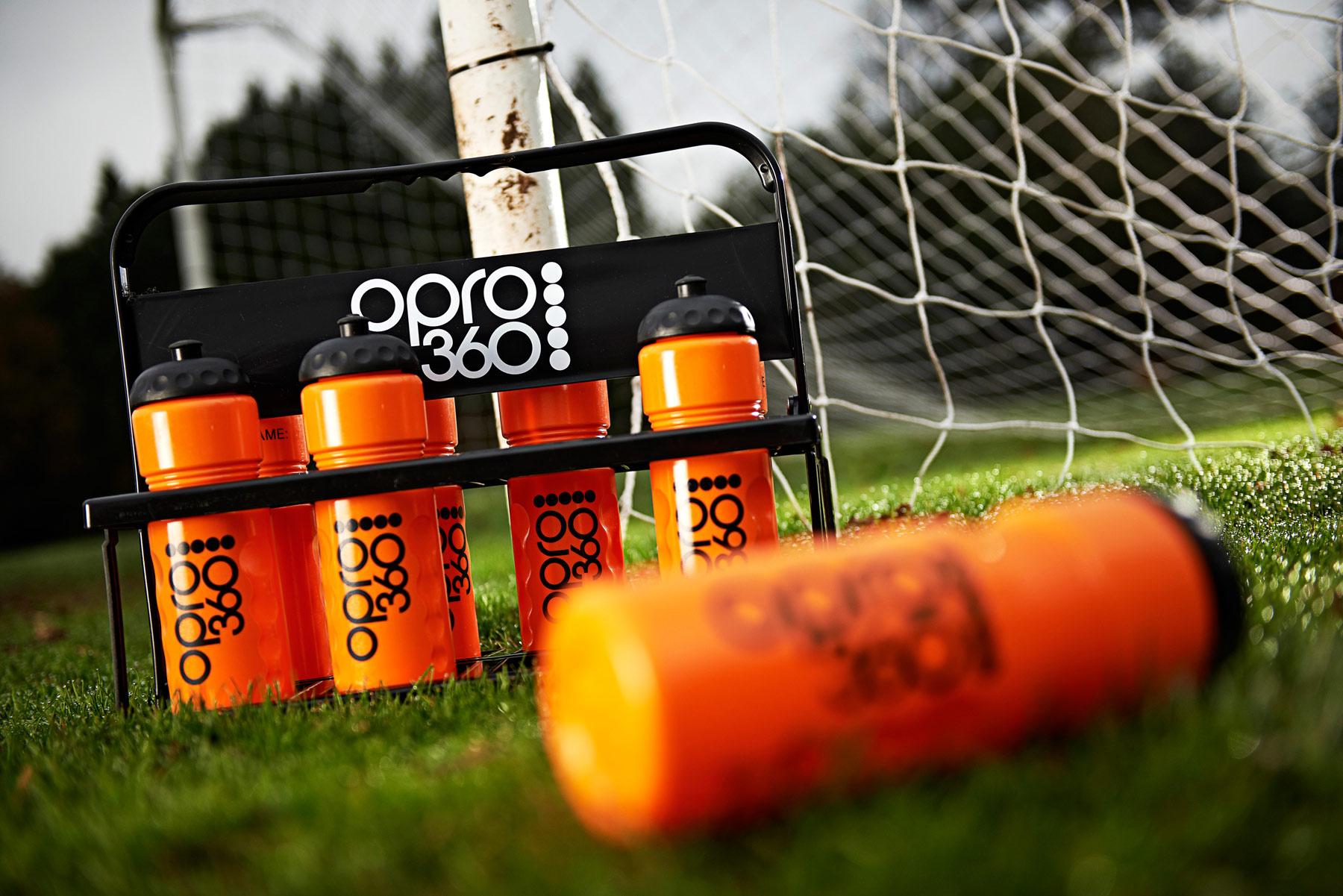 OPRO 360 water bottles