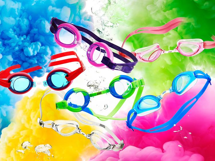Zoggs junior goggles range