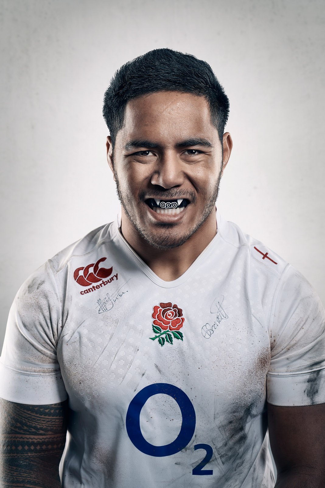 Manu Tuilagi And Emily Scarratt For Opro Cliqq Photography
