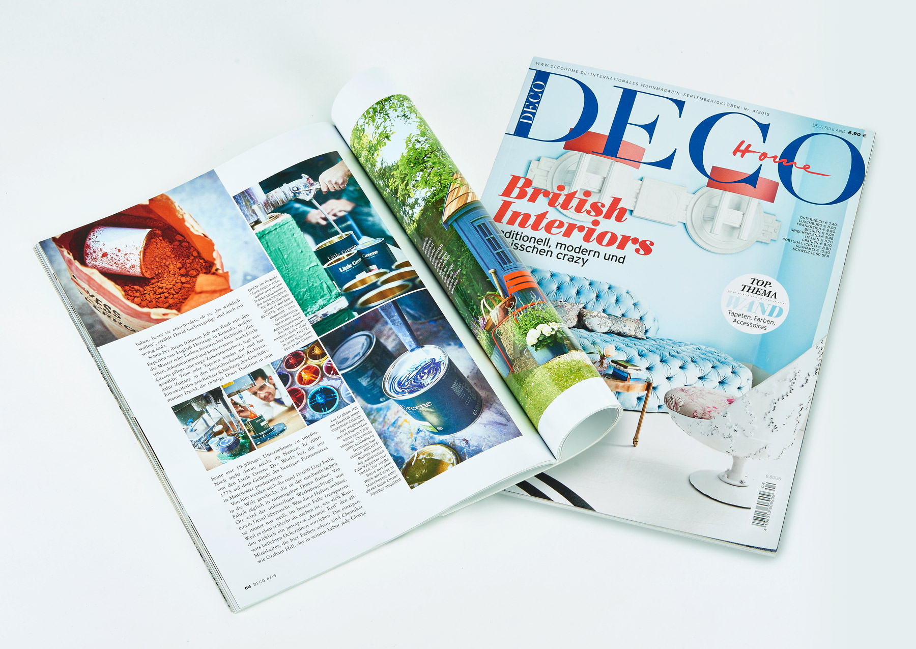 Deco Home article