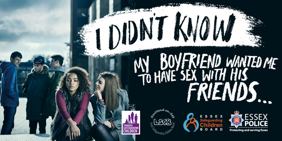 Essex Police CSE campaign banner 4