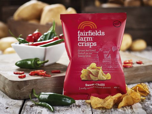 Fairfields Farm Crisps