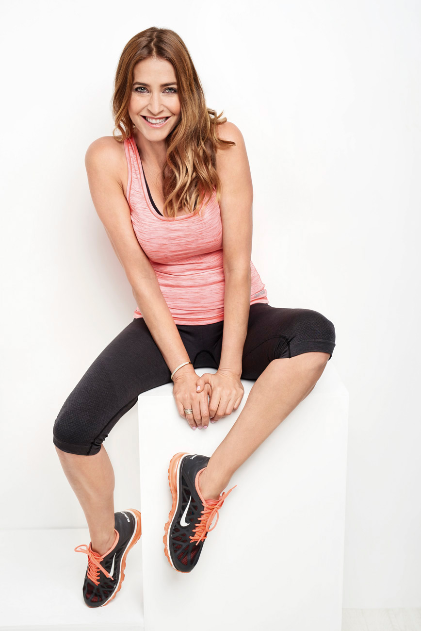 Lisa Snowdon shot for Your Fitness by CliQQ Photography