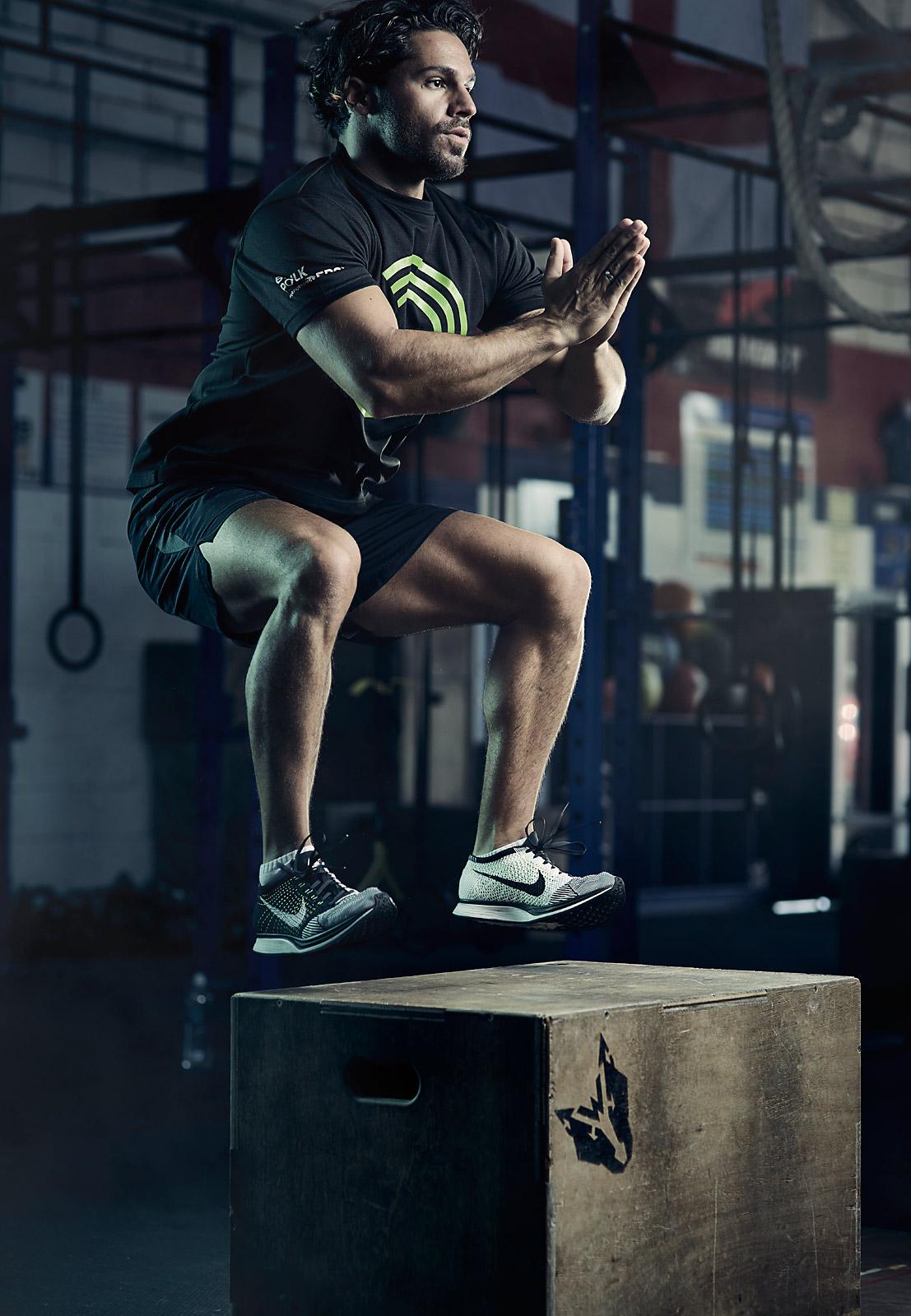 Bulk Powders – Crossfit box jump