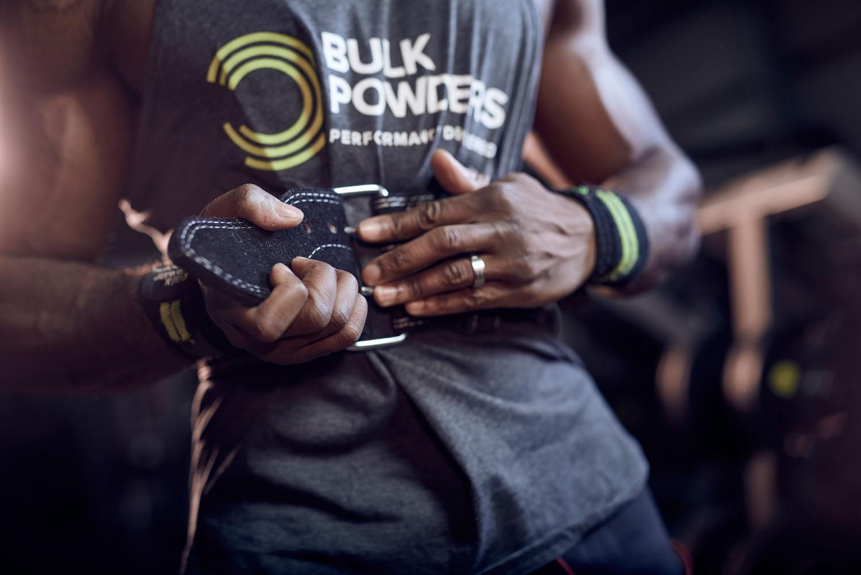 Bulk Powders belt