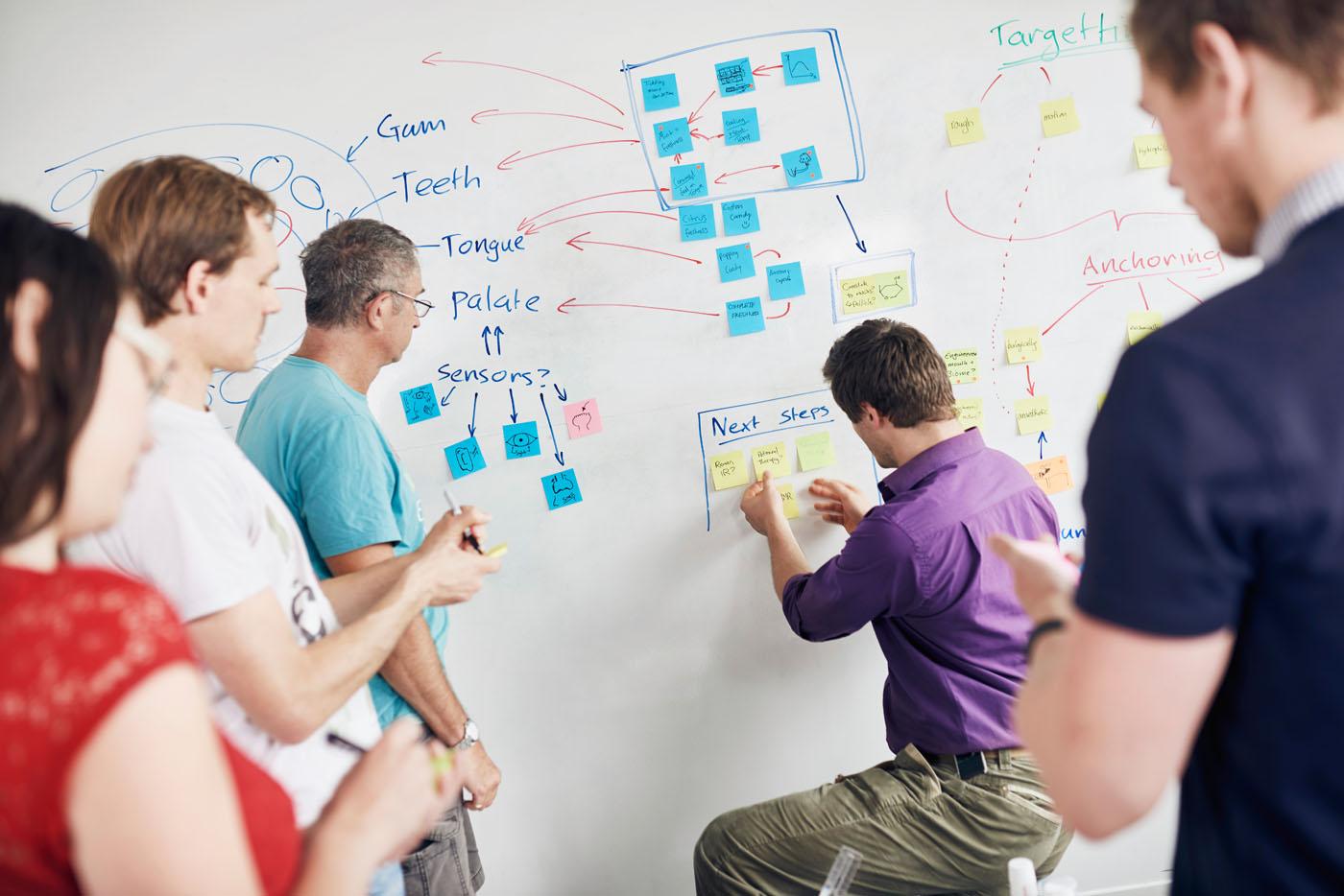 Team ideas generation