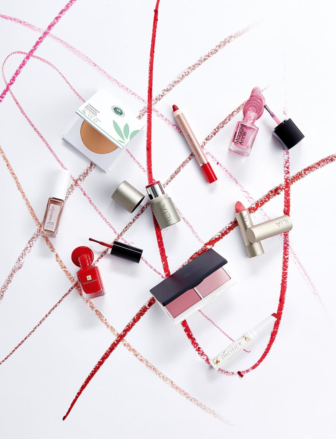 Lipstick product photography