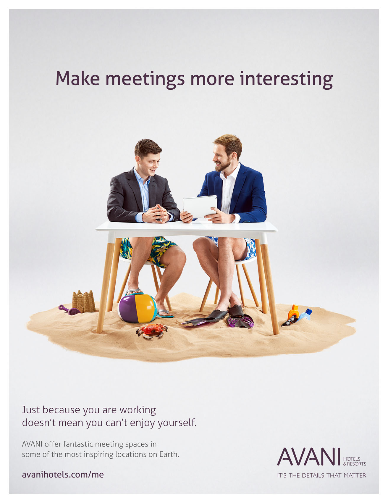 Make meetings more interesting