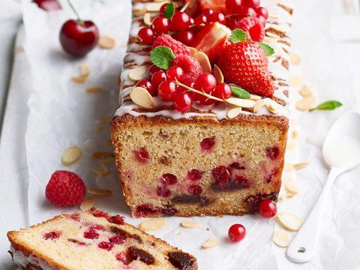 Summer loaf cake