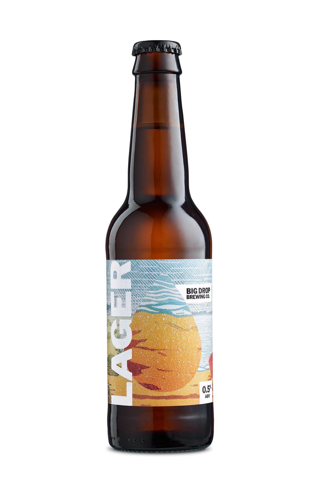 Big Drop Brewery Lager