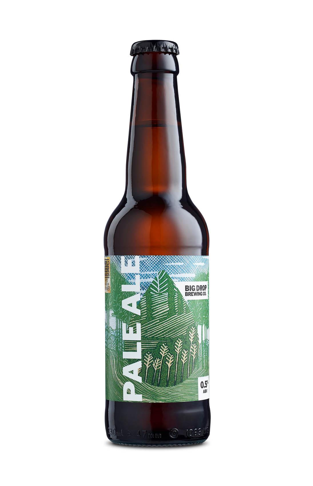 Big Drop Brewery Pale Ale