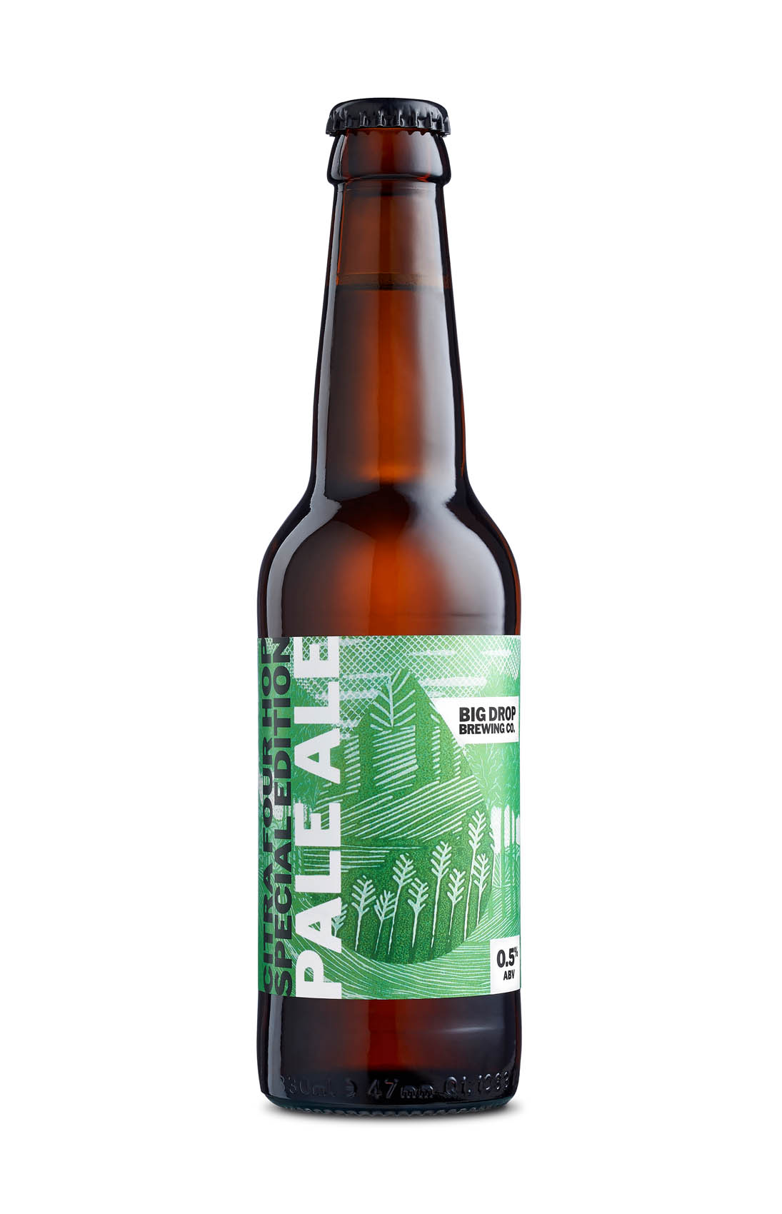 Big Drop Brewery Citrus Pale Ale