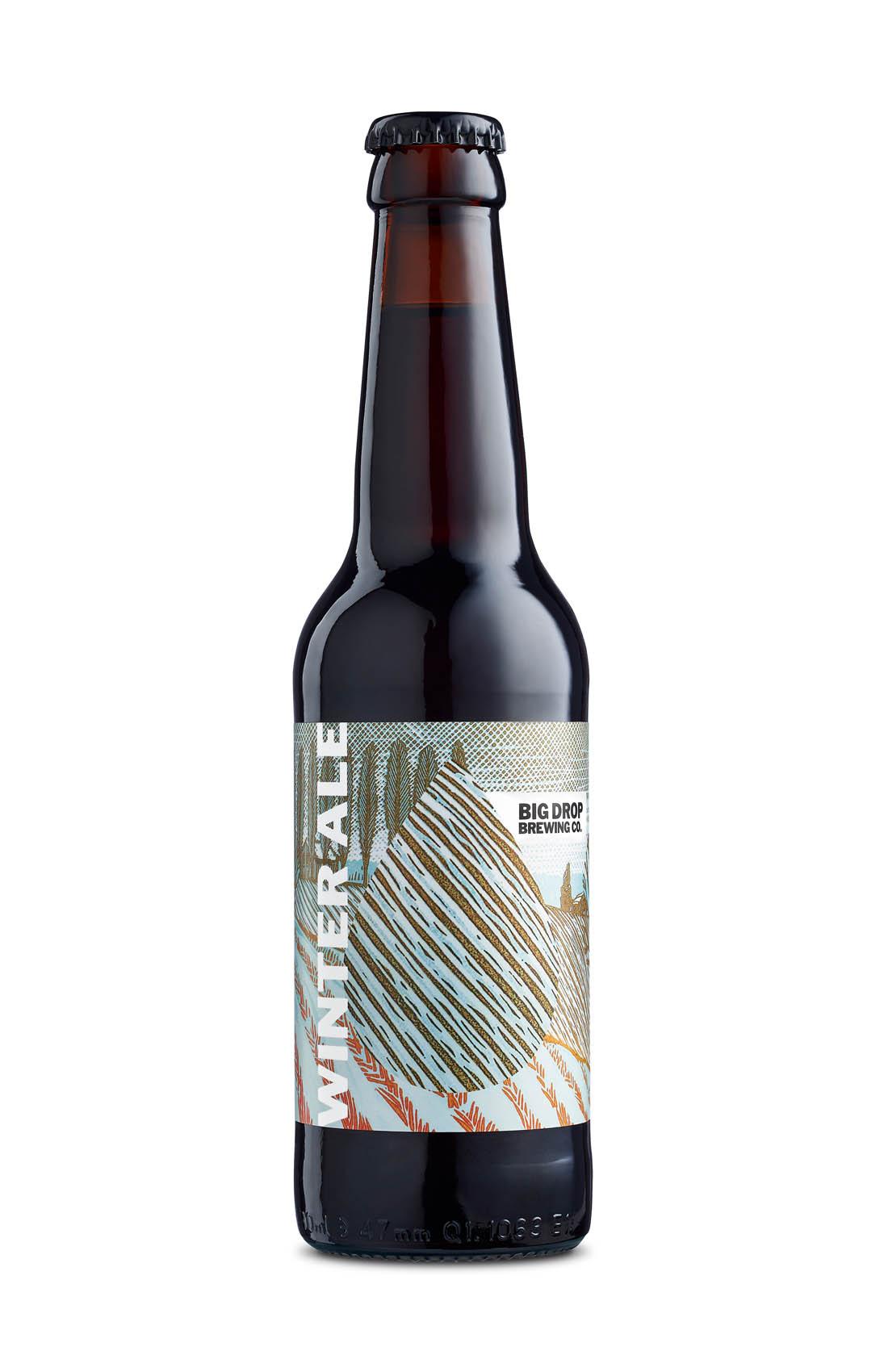 Big Drop Brewery Winter Ale