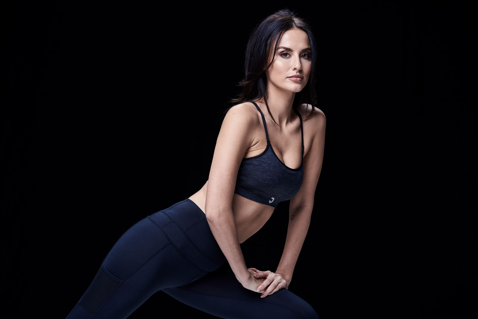 Lucy Watson for Bulk Powders, photographed by CliQQ