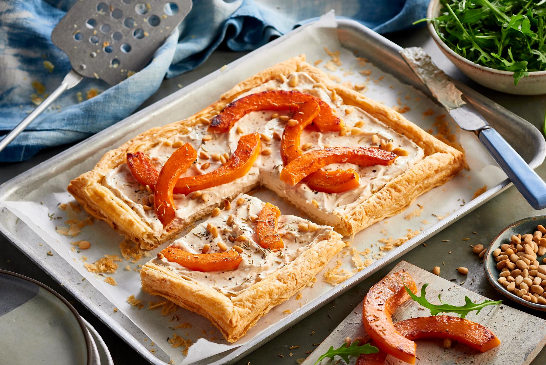 Philadelphia pastry dish