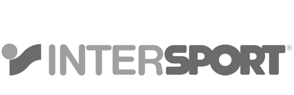 Intersport UK logo in grey