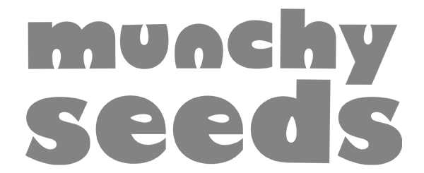 Munchy Seeds logo grey