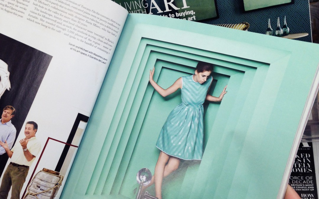 Little Greene Campaign spotted!