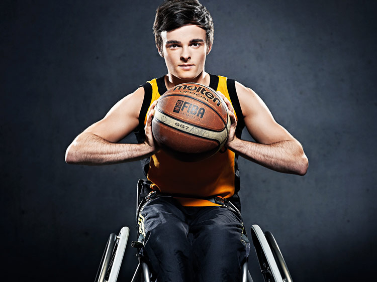 Access magazine wheelchair basketball