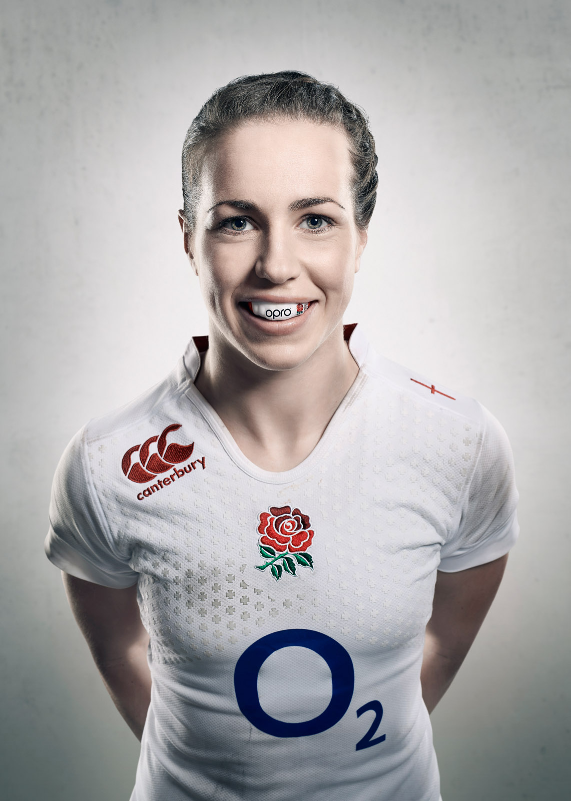 Portrait of Emily Scarratt