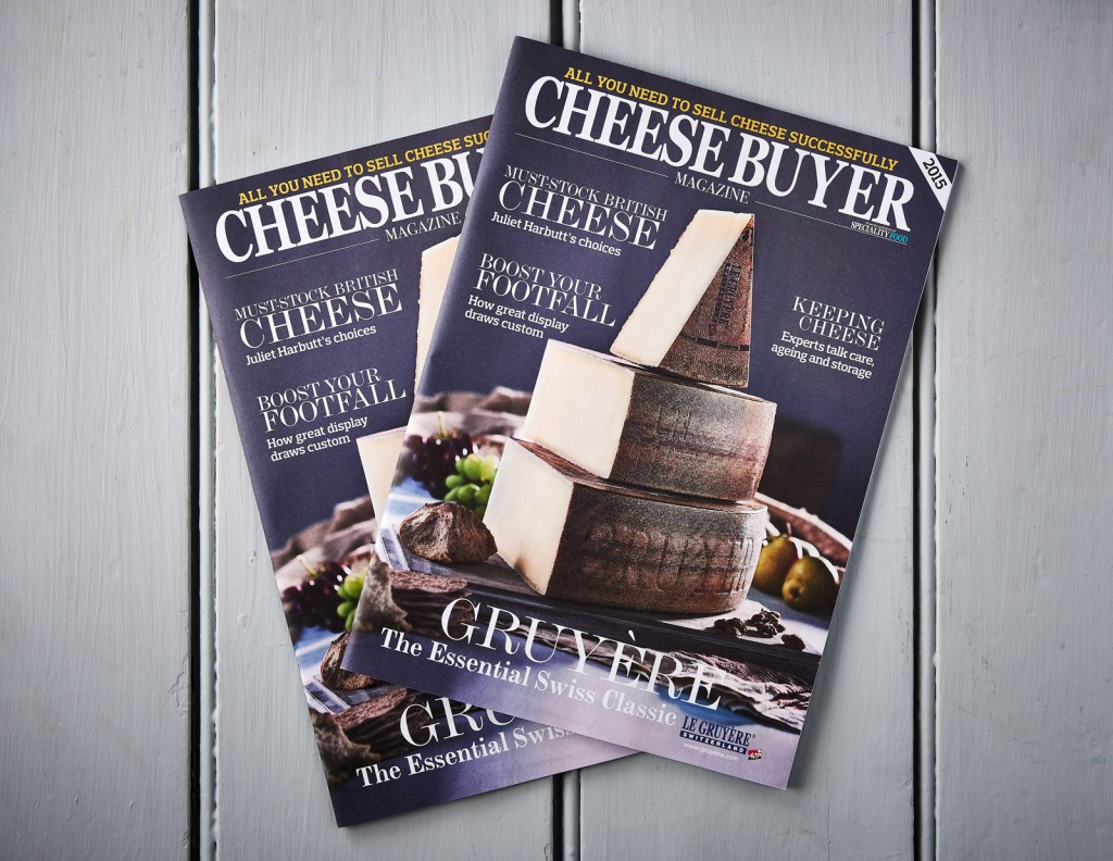 Cheese Buyer Gruyére cover
