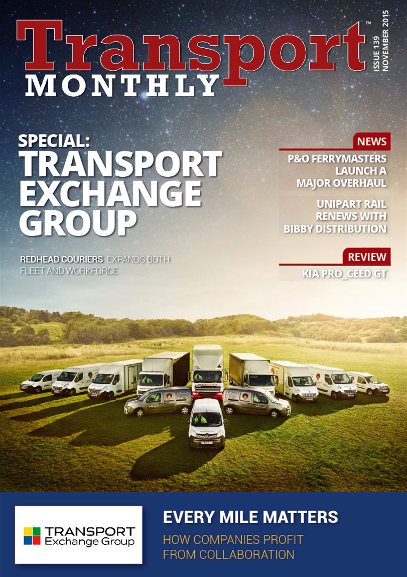 Cover of Transport Monthly
