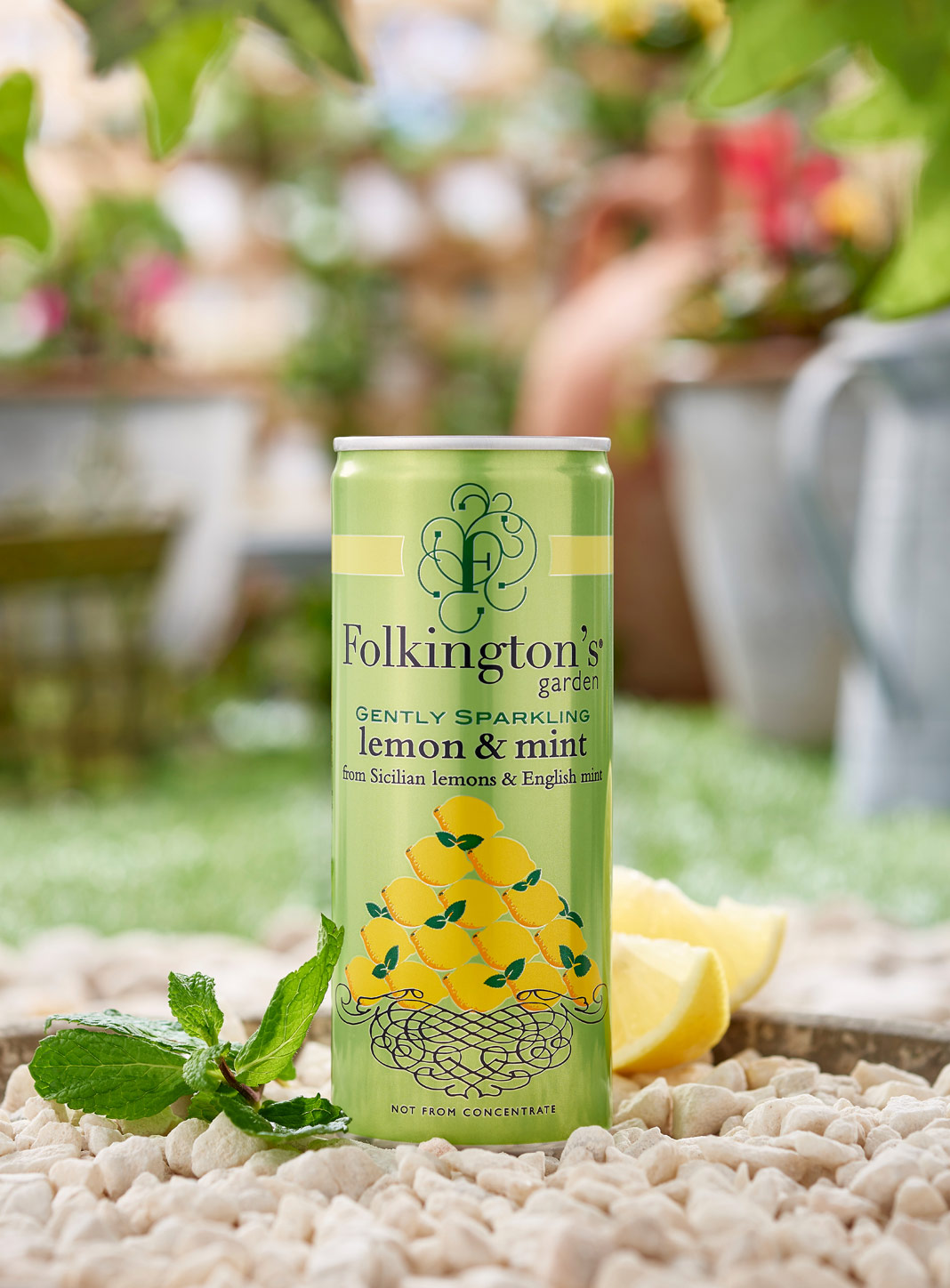 Folkington Garden Range Lemon & Mint