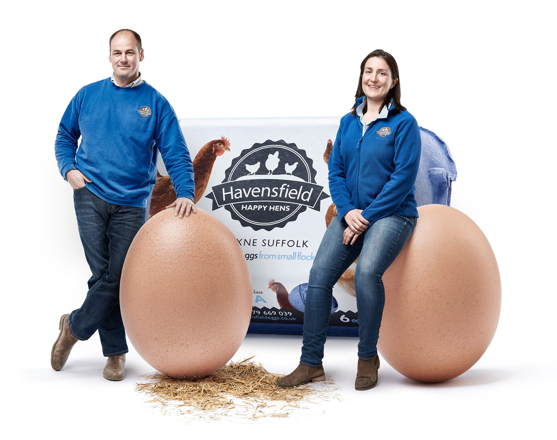 Havensfield Eggs farmers