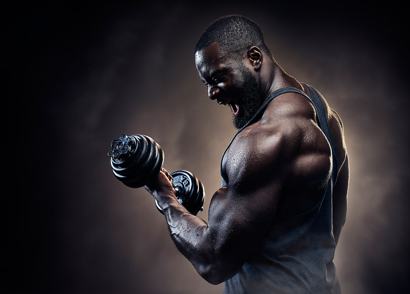 Gabriel Sey shot for Bulk Powders by CliQQ Photography