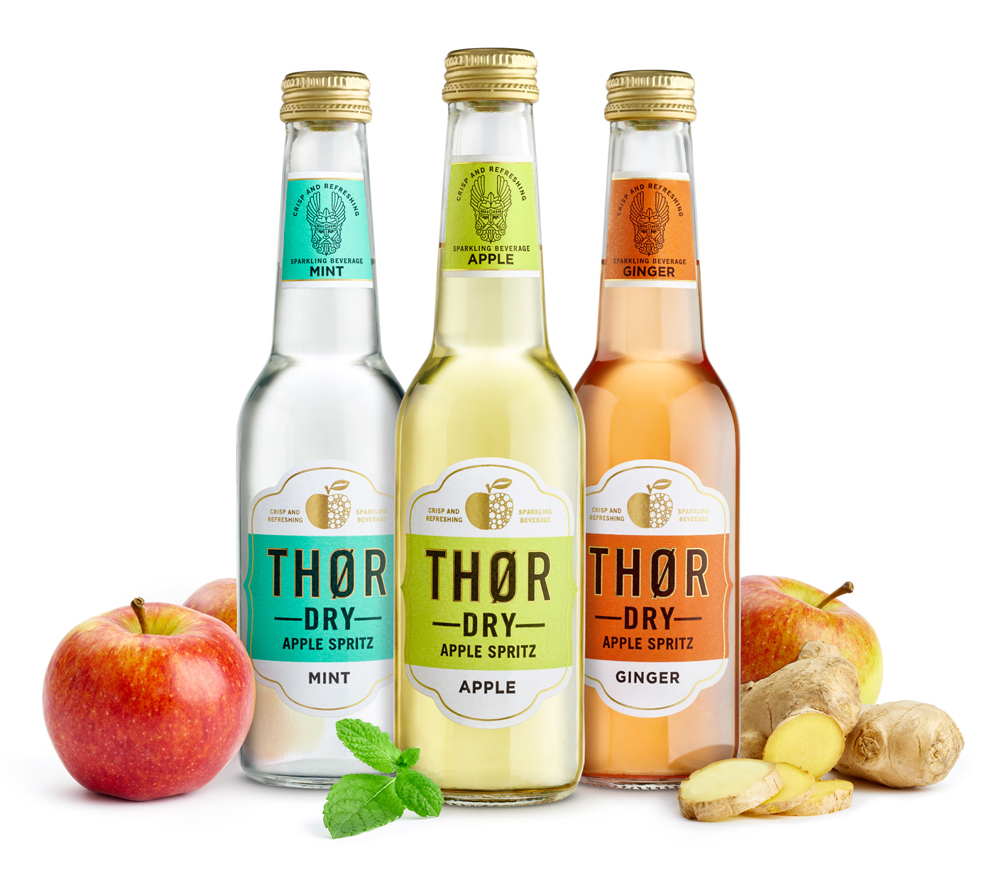 Thor Drinks group shot