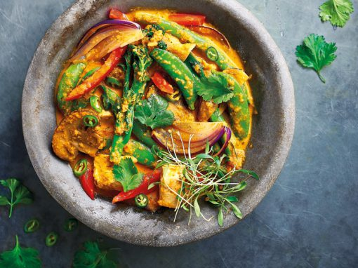 Vegan Thai curry