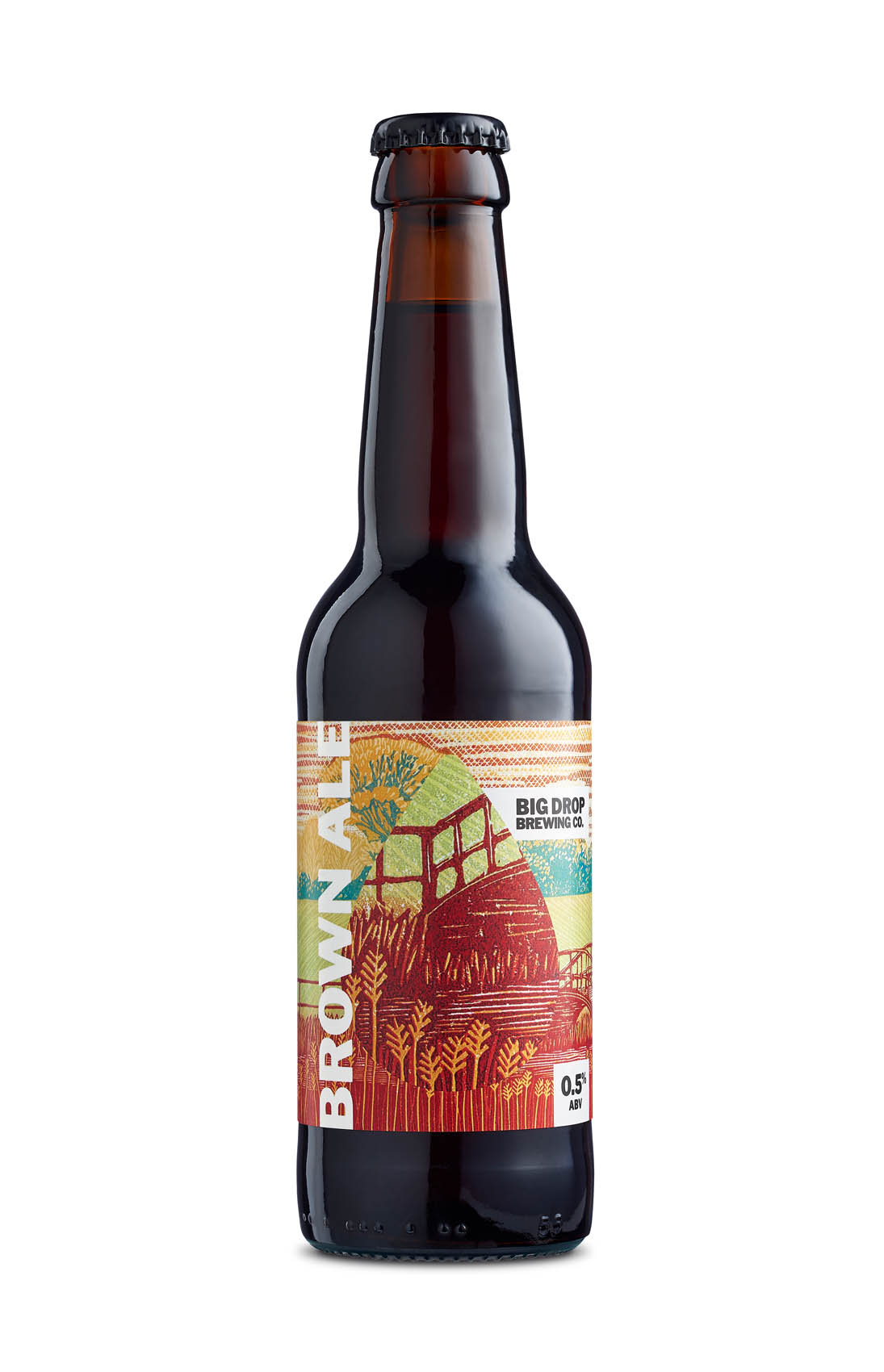 Big Drop Brown Ale