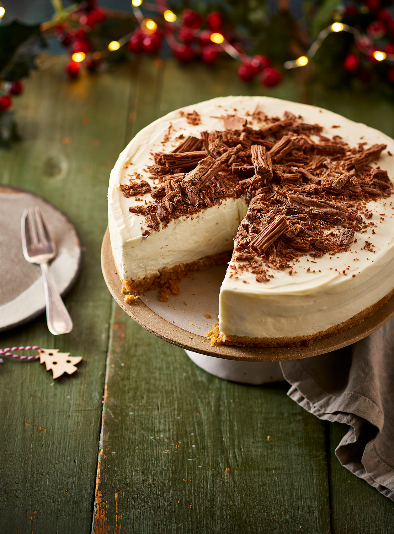 Philadelphia and Cadburys Flake cheesecake recipe