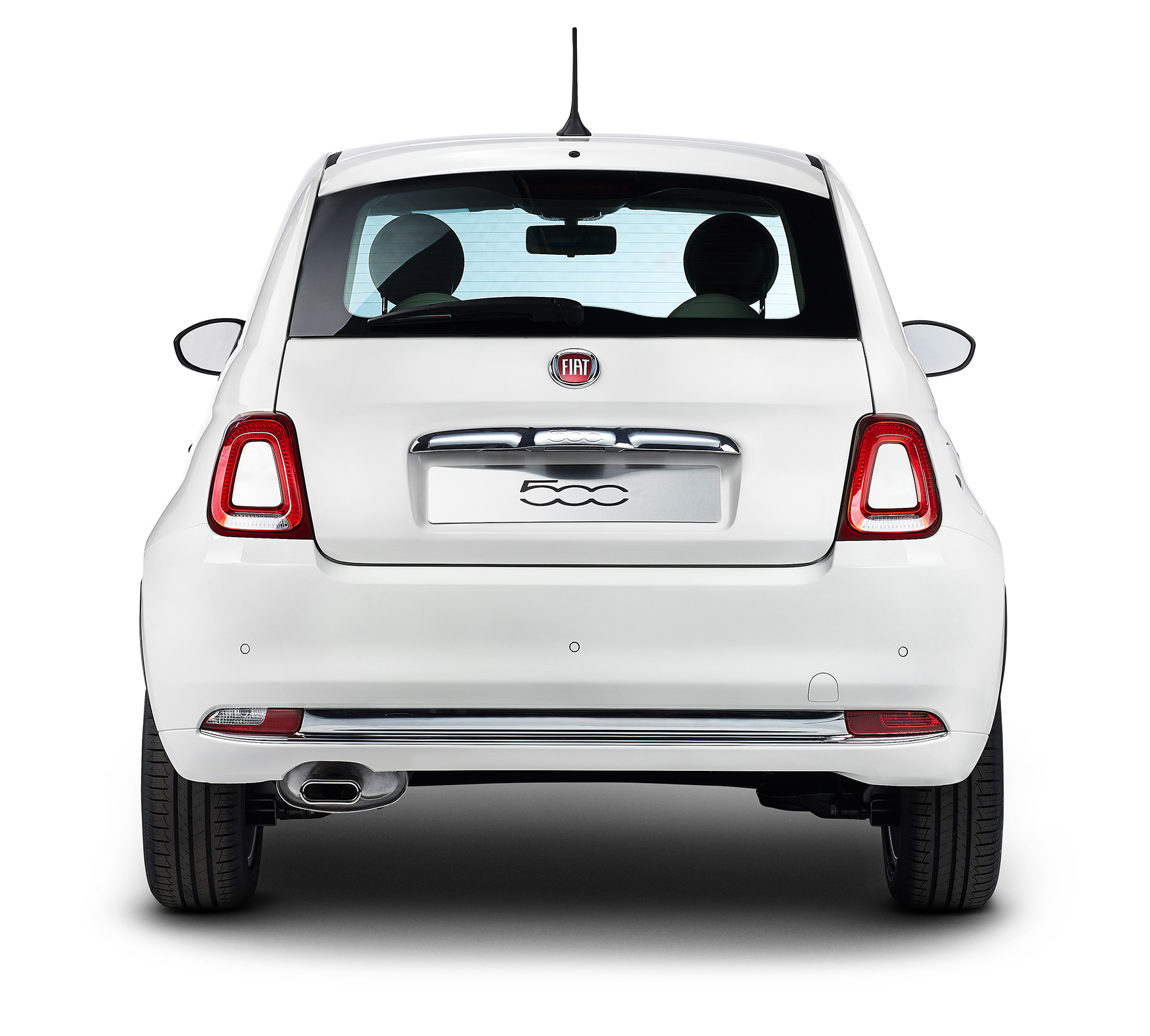 Fiat 500 car photography by CliQQ
