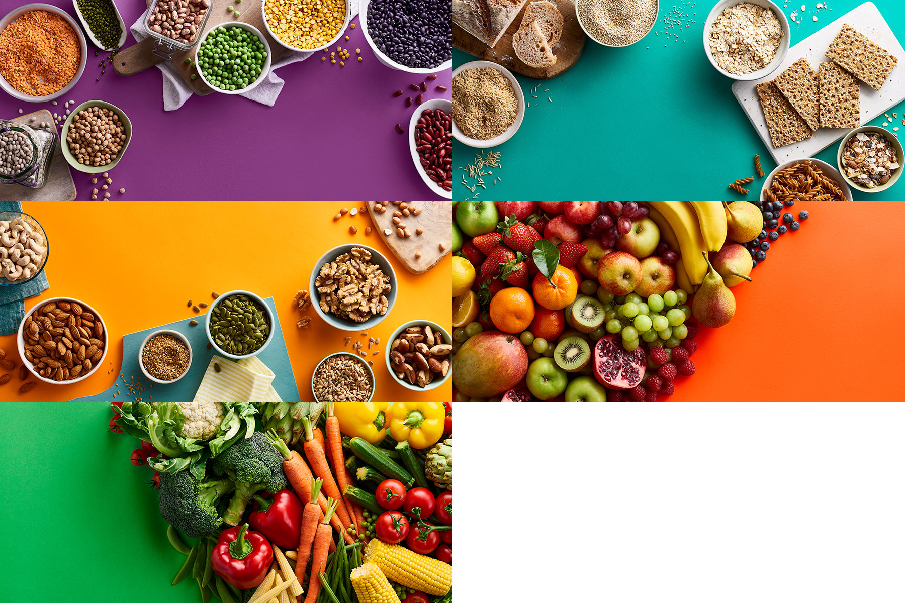 Ryvita Fibre Fit ingredients shots
