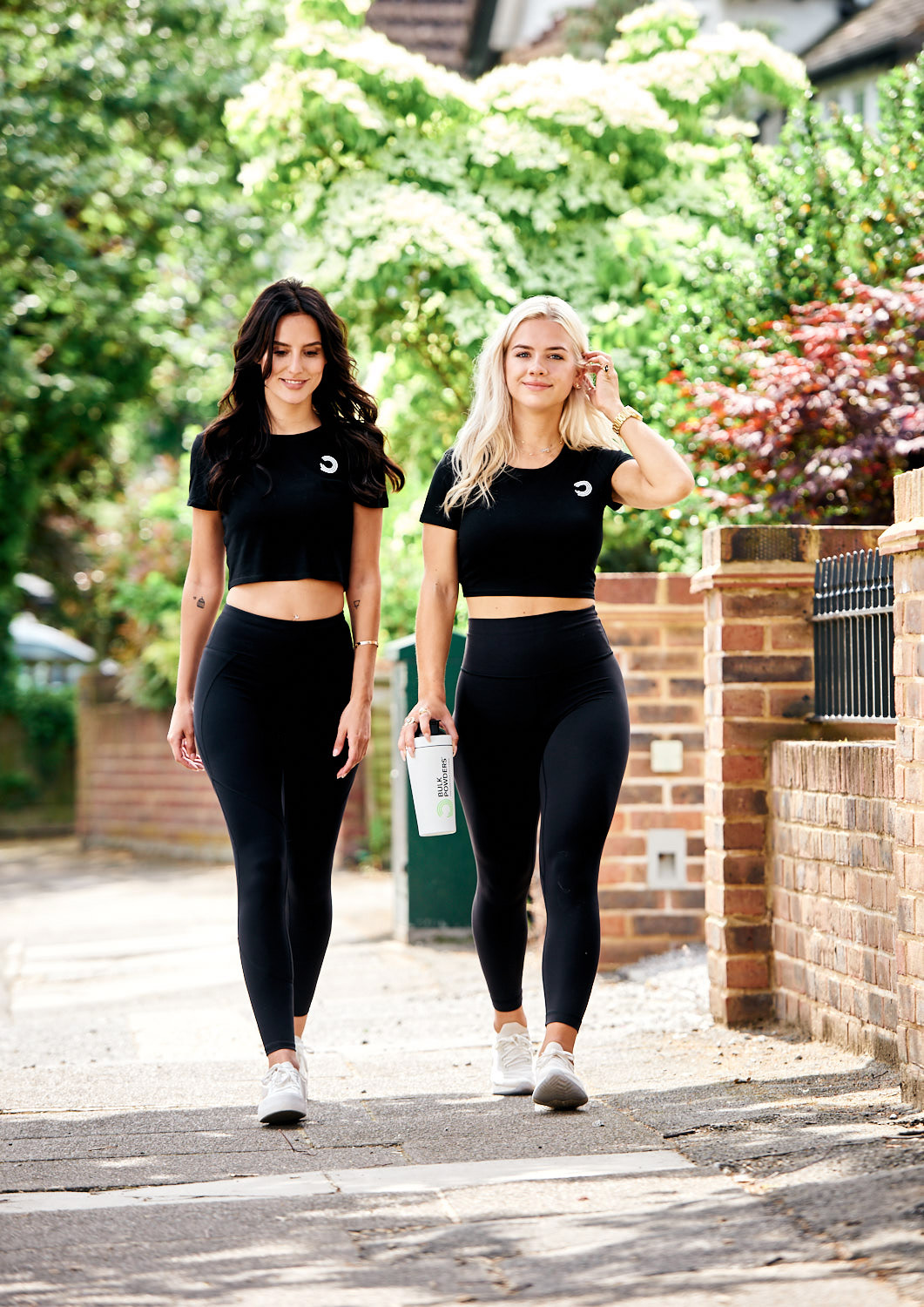 Lucy Watson and Grace Beverley