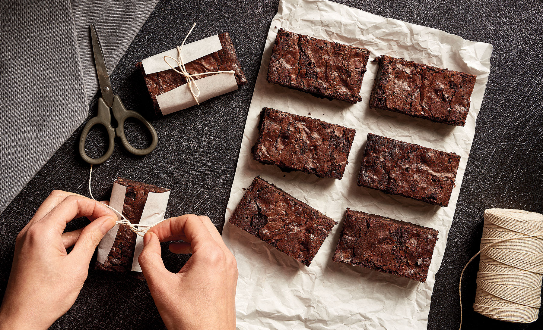 Essex Bakery brownies
